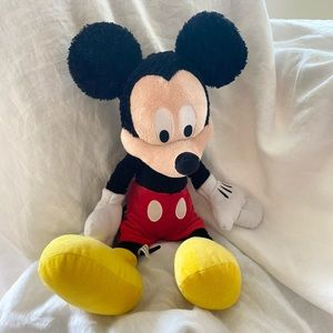 Disney Authentic Mickey Mouse Stuffie